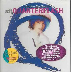 Harden My Heart:Best of Quarterflash - (Import CD)