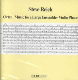 Steve Reich - Music For A Large Ensemble (CD)