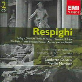 Gardelli Lamberto - Pines Of Rome (CD)