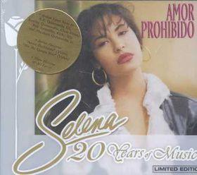 Amor Prohibido - (Import CD)