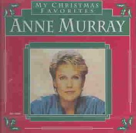 Anne Murray - My Christmas Favourites (CD)