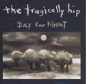 Tragically Hip - Day For Night (CD)