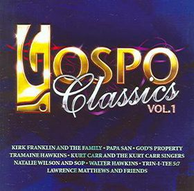 Gospo Classics - Vol.1 - Various Artists (CD)