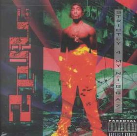 2 Pac - Strictly 4 My N.I.G.G.A.Z. (CD)