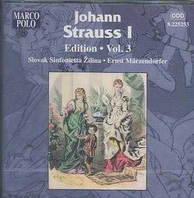 Slovak Sinfonietta Zilina - Edition - Vol.3 (CD)