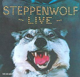 Steppenwolf - Live (CD)