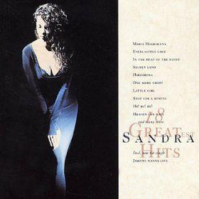 Sandra - 18 Greatest Hits (CD)