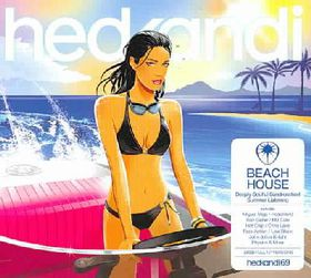 Hed Kandi-beach House - Hed Kandi - Beach House (CD)