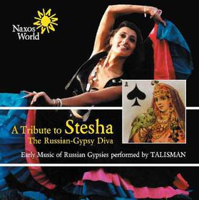 Kolpakov Trio - Tribute To Stesha - Early Music Of The Russian Gypsies; Talisman (CD)