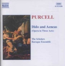 Scholars Baroque Ensemble - Dido & Aeneas - Complete (CD)