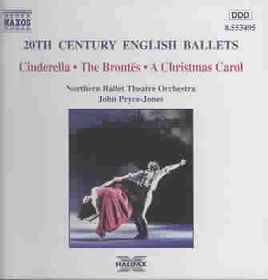 Northern Ballet Theatre Orchestra - 20th Century English Ballets (CD)