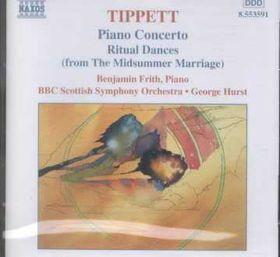 Benjamin Frith - Piano Concerto (CD)