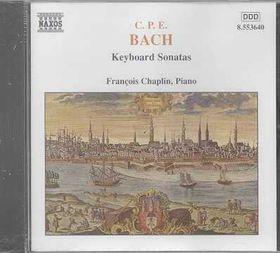 Francois Chaplin - Keyboard Sonatas (CD)
