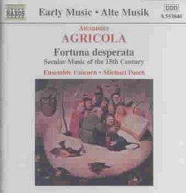 Ensemble Unicorn, Vienna - Fortuna Desperata (CD)
