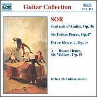 Guitar Music Op. 46 / 48 / 50 / 51 - Various Artists (CD)