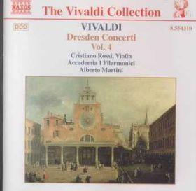 Rossi, Cristiano - Dresden Concerti - Vol.4 (CD)