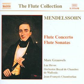Music For Flute - Various Artists (CD)