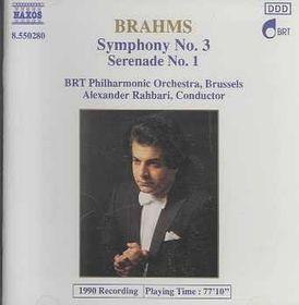 Symphony No.3 / Serenade No.1 - Various Artists (CD)