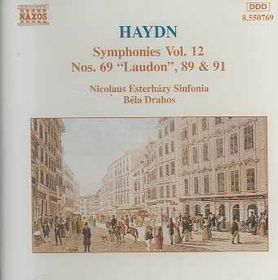Haydn:Symphonies Nos. 69 89 & 91 - (Import CD)