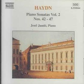 Haydn:Piano Sonatas Vol. 2 - (Import CD)