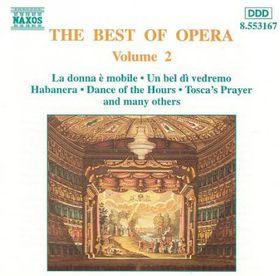 Best Of Opera - Vol.2 - Various Artists (CD)