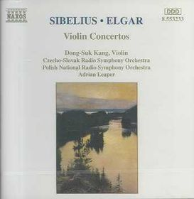 Kang / Polish National Radio Symphony Orchestra - Violin Concertos (CD)
