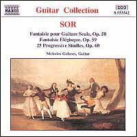 Goluses - Fantasias Solo Guitar (CD)