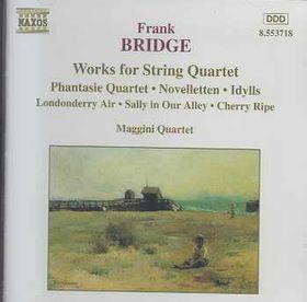 Bridge:Works for String Quartet - (Import CD)