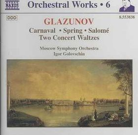 Moscow Symphony Orchestra - Carnaval & Waltzes (CD)
