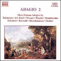 Adagio 2 - Various Artists (CD)