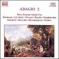 Adagio 2 - Various Artists (CD)