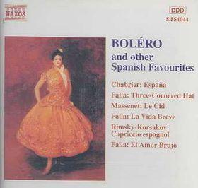 Spanish Favourites - Various Artists (CD)