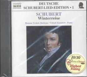Trekel / Eisenlohr - Lied Edition Vol. 1 - Winterreise / Wilhelm Muller Lieder (CD)