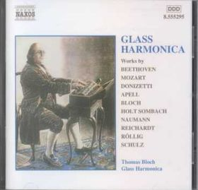 Beethoven/Mozart Etc - Music For Glass Harmonica (CD)