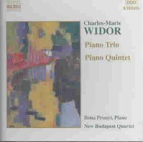 Piano Trio & Quintet - Various Artists (CD)