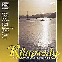 Rhapsody - Vol.17 - Various Artists (CD)