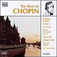 Best Of Chopin - Various Artists (CD)