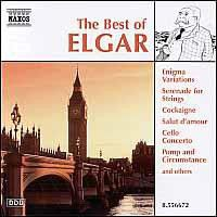 Best Of Elgar - Various Artists (CD)