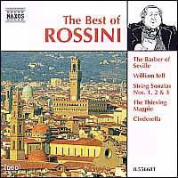 Best Of Rossini - Various Artists (CD)