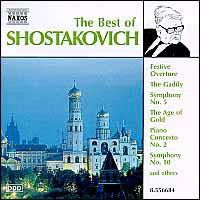 Best Of Shostakovich - Various Artists (CD)