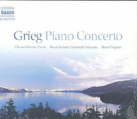Gimse/rs - Piano Concerto / Symphonic Dances (CD)