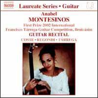 Various - Guitar Laureate;Montesinos (CD)