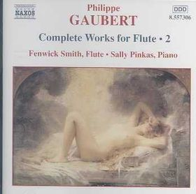 Gaubert:Complete Works for Flute Vol - (Import CD)