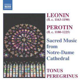 Tonus Peregrinus - Organum From Notre Dame (CD)
