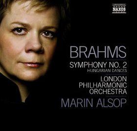 Brahms:Symphony No 2 - (Import CD)