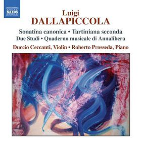 Dallapiccola:Complete Works for Violi - (Import CD)