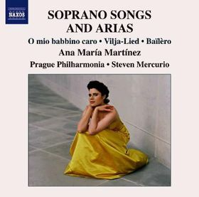 Soprano Songs And Arias - Various Artists (CD)