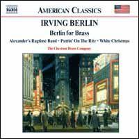 Berlin Irving - Berlin For Brass;Chestnut (CD)