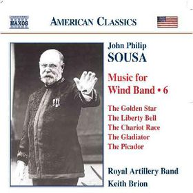 Sousa:Music for Wind Band 6 - (Import CD)