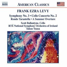 Levy:Sym No 3 Cello Cto No 2 Rondo Ta - (Import CD)